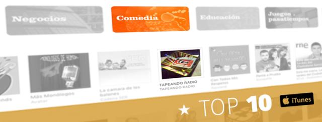 TapeandoRadio Tapeando Radio Top10 Top10itunes itunes