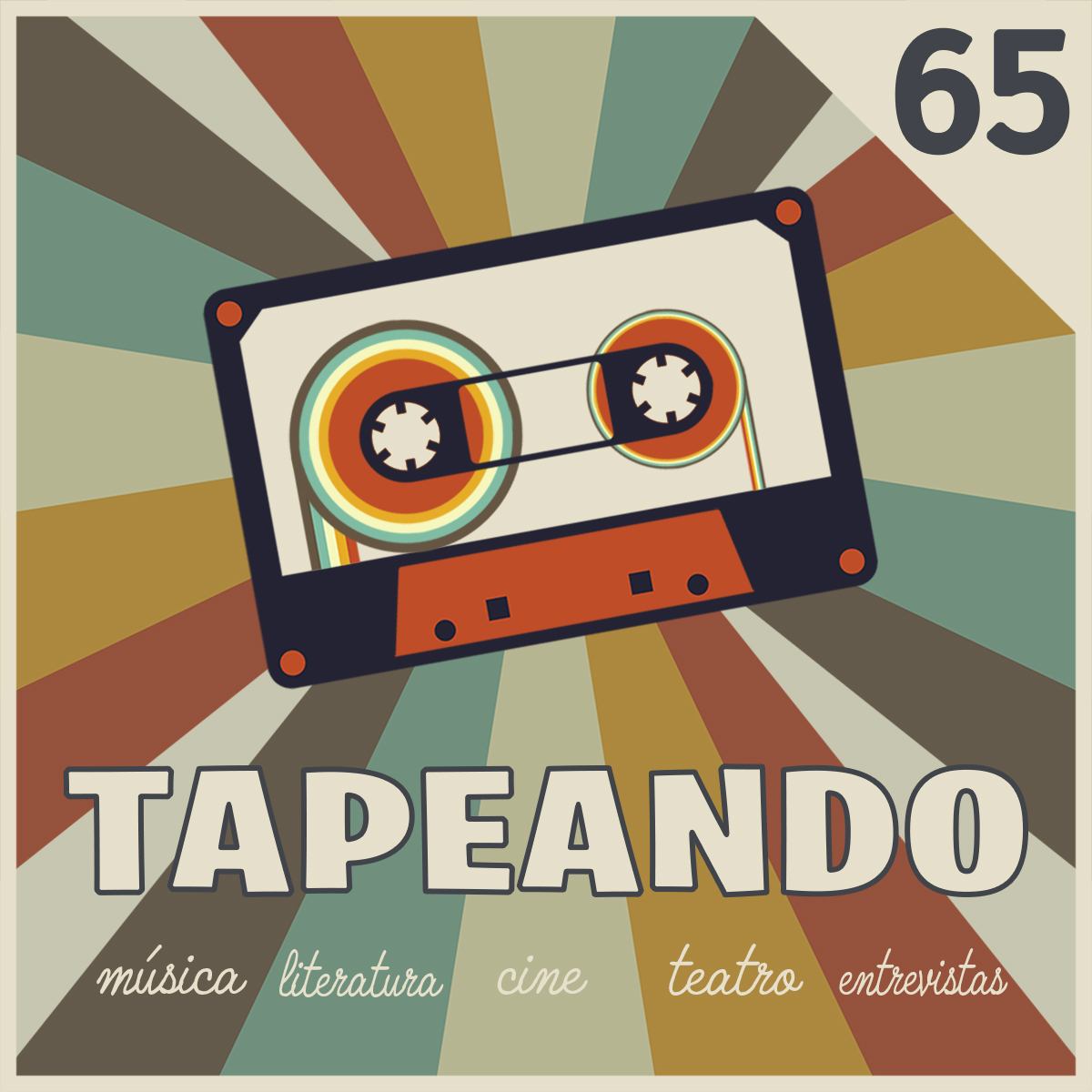 Tapeando Radio, Tapeandoradio, Tapeando, Radio, Podcast