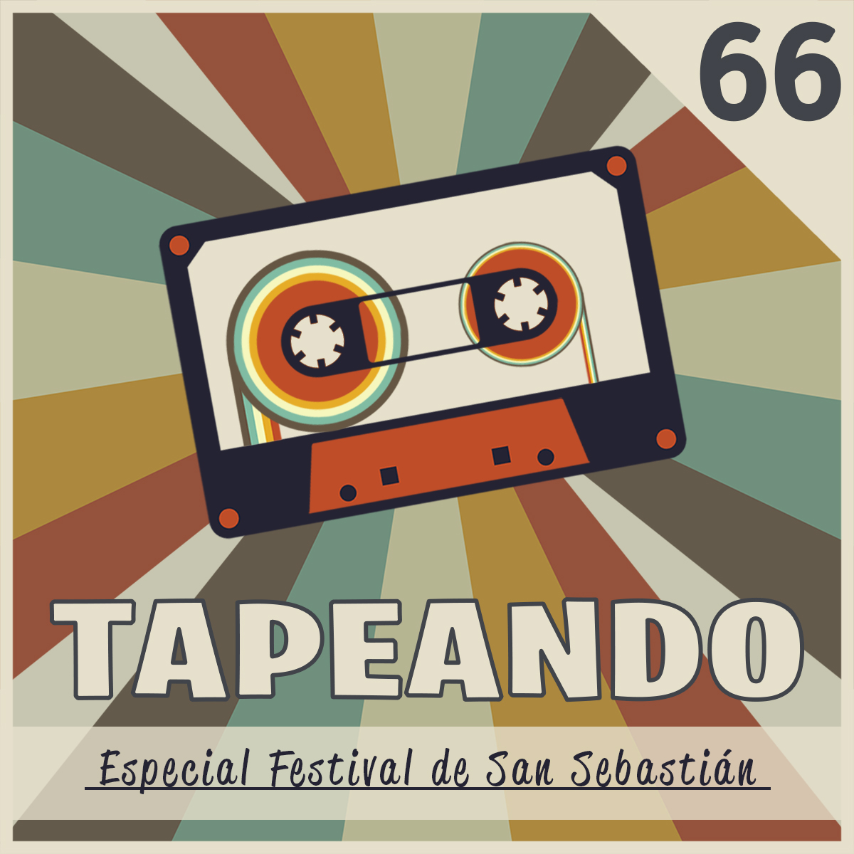 Tapeando, TapeandoRadio, Tapeando Radio, Festival de Cine de San Sebastián, 67SSIFF, Podcast